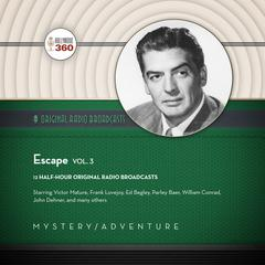 Escape, Vol. 3 by Hollywood 360