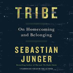 Tribe by Sebastian Junger