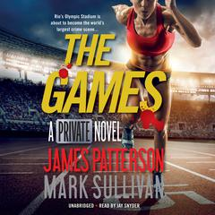 The Games by James Patterson