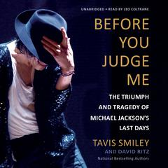 Before You Judge Me by Tavis Smiley, David Ritz