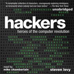 Hackers by Steven Levy