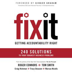 Fix It by Roger Connors, Tom Smith, Craig Hickman, Tracy Skousen, Marcus Nicolls, various authors