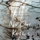 No One Knows by J. T. Ellison