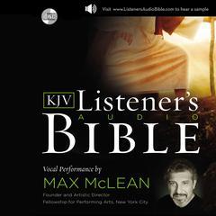 The KJV Listener's Audio Bible by Thomas Nelson Publishers