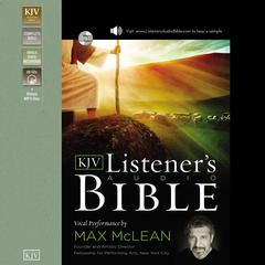The KJV Listener's Audio Bible, Old Testament by Thomas Nelson Publishers