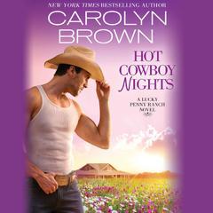 Hot Cowboy Nights by Carolyn Brown