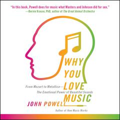 Why You Love Music by John Powell