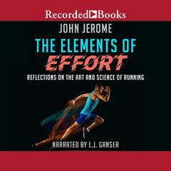 The Elements of Effort by John Jerome