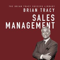Sales Management by Brian Tracy