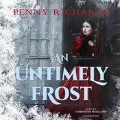An Untimely Frost by Penny Richards