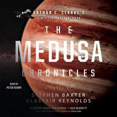 The Medusa Chronicles by Stephen Baxter, Alastair Reynolds