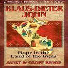Klaus-Dieter John by Janet Benge, Geoff Benge