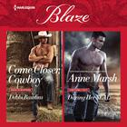Come Closer, Cowboy & Daring Her SEAL by Debbi Rawlins, Anne Marsh