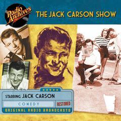 Jack Carson Show by CBS Radio