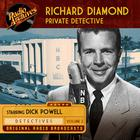Richard Diamond, Private Detective, Volume 2 by various authors