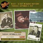 WJSV - A Day in Radio History by various authors