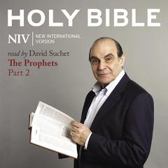 NIV, Audio Bible 6: The Prophets Part 2, Audio Download by Zondervan