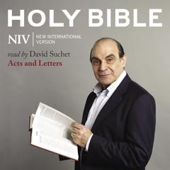 NIV, Audio Bible 8: Acts and Letters, Audio Download by Zondervan