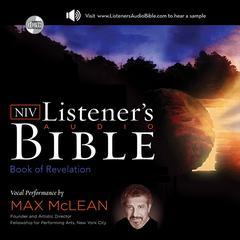 NIV, Listener's Audio Bible, Book of Revelation by Zondervan