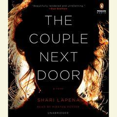 The Couple Next Door by Shari Lapeña