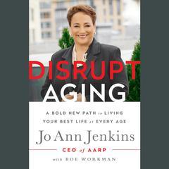 Disrupt Aging by Jo Ann Jenkins