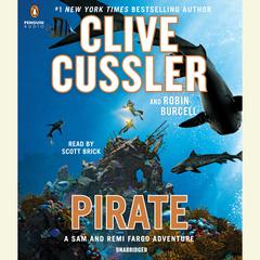 Pirate by Robin Burcell, Clive Cussler