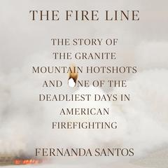 The Fire Line by Fernanda Santos
