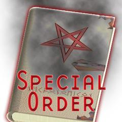 Special Order by Henry Lee Forrest