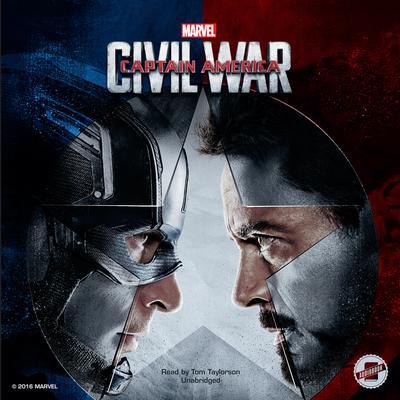 Marvel's Captain America: Civil War by Marvel Press
