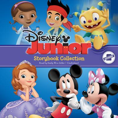 Disney Junior Storybook Collection by Disney Press