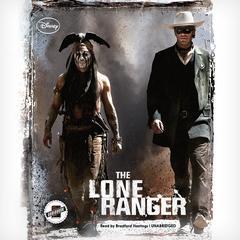 The Lone Ranger by Disney Press