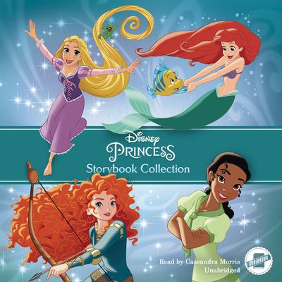 Disney Princess Storybook Collection by Disney Press