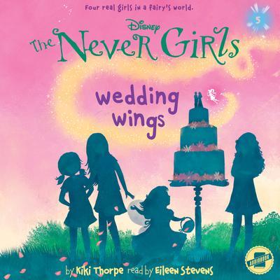 Wedding Wings by Kiki Thorpe