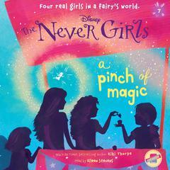 A Pinch of Magic  by Kiki Thorpe