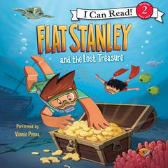 Flat Stanley and the Lost Treasure by Dr. Jeff Brown
