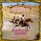 Flames Of Justice by David Thompson