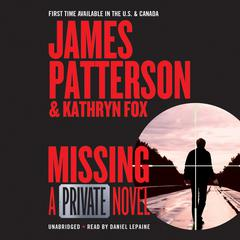Missing by James Patterson, Kathryn Fox