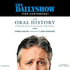 The Daily Show (The AudioBook) by Jon Stewart