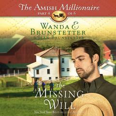 The Missing Will by Wanda E. Brunstetter, Jean Brunstetter