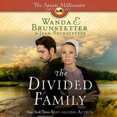 The Divided Family by Wanda E. Brunstetter, Jean Brunstetter