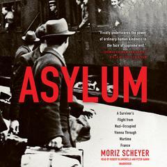 Asylum by Moriz Scheyer, P. N. Singer