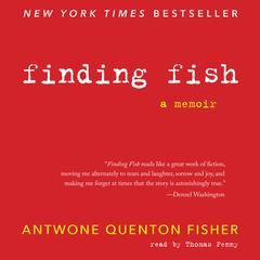 Finding Fish by Antwone Q. Fisher, Mim E. Rivas