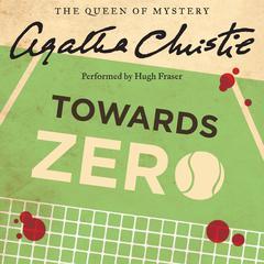 Towards Zero by Agatha Christie