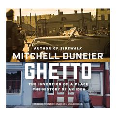 Ghetto by Mitchell Duneier