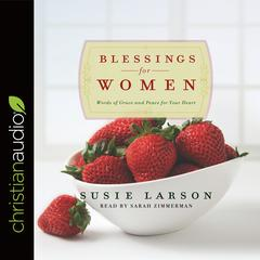 Blessings for Women by Susie Larson