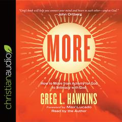 More by Greg L. Hawkins