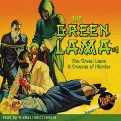 The Green Lama #1 by Richard Foster