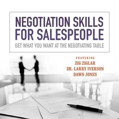 Negotiation Skills  for Salespeople by Made for Success