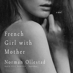 French Girl with Mother by Norman Ollestad