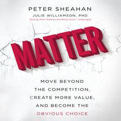 Matter by Peter Sheahan, Julie Williamson